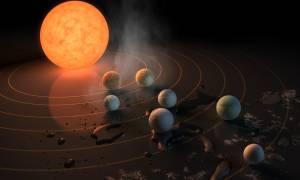 «Βόμβα» από NASA: Στοιχεία εξωγήινης ζωής σε πλανητικό σύστημα 40 έτη φωτός από τη Γη