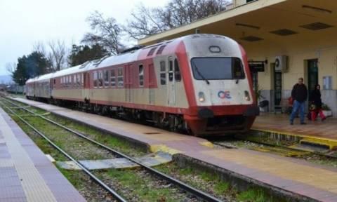 Παραδόθηκε η νέα σιδηροδρομική γραμμή Τιθορέα- Λιανοκλάδι