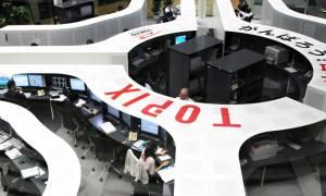 Ιαπωνία: Μεγάλες απώλειες καταγράφει το χρηματιστήριο στο Τόκιο