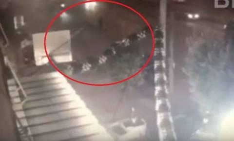 Βασίλης Στεφανάκος – Βίντεο - σοκ: Καρέ – καρέ η δολοφονία του