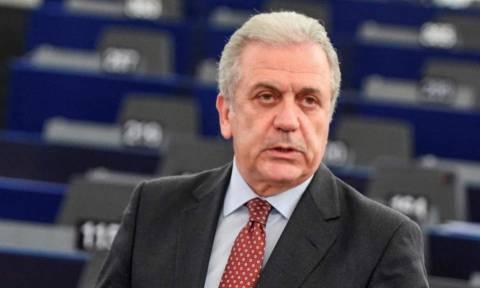 Avramopoulos το explain Novartis plot to Commission