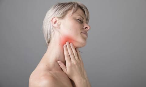 Φαρυγγίτιδα από στρεπτόκοκκο: Δείτε ποια συμπτώματα προκαλεί (φωτογραφίες)