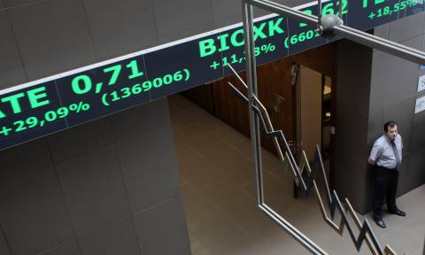 «Ράλι» στο Χρηματιστήριο Αθηνών: Κοντά στις 850 μονάδες ο Γενικός Δείκτης