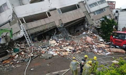 Σεισμός Ταϊβάν: Αυξάνεται ο αριθμός των νεκρών - Δεκάδες αγνοούμενοι (pics)