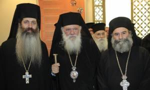 Αρχιεπίσκοπος Ιερώνυμος: Η Εκκλησία δεν μπορεί να μένει σιωπηλή, όταν απειλείται η πατρίδα