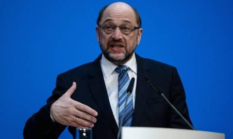 Γερμανία: Αποχωρεί από την προεδρία του SPD ο Σουλτς