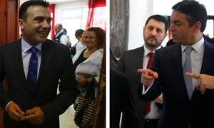 Σκοπιανό: Οι ελιγμοί του Ζάεφ και η αδιαλλαξία του Ντιμιτρόφ