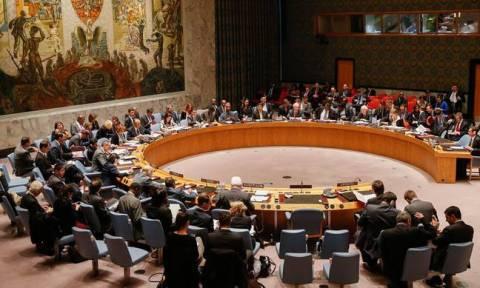 OHE: Σύγκληση του Συμβουλίου Ασφαλείας για το ενδεχόμενο κήρυξης εκεχειρίας στη Συρία