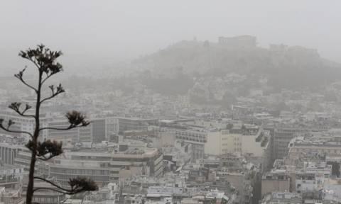 Καιρός: Αφρικανική σκόνη και τοπικές καταιγίδες - Πού θα χτυπήσει η κακοκαιρία