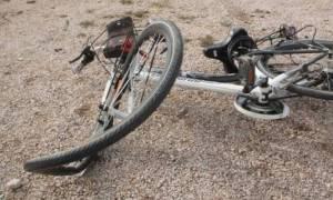 Τροχαίο σοκ: Έλληνας ποδηλάτης στην εντατική