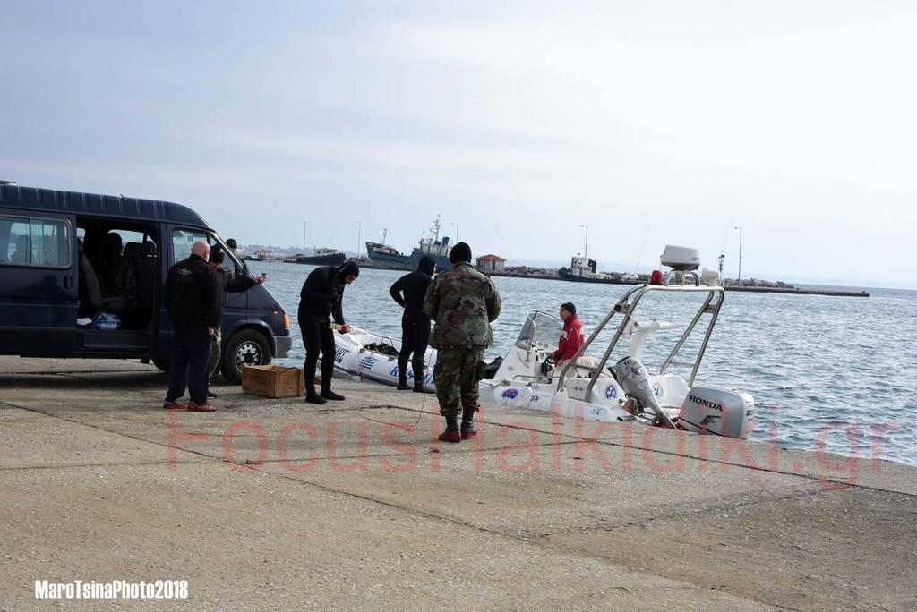 Κρήτη: Εξουδετέρωσαν νάρκη - Δείτε βίντεο και φωτογραφίες
