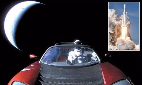 SpaceX: Δείτε LIVE τον ισχυρότερο πύραυλο στον κόσμο να ταξιδεύει προς τον Ήλιο