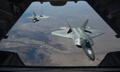 Συρία: Περισσότεροι από 200 άμαχοι νεκροί σε τέσσερις μέρες αεροπορικών επιδρομών
