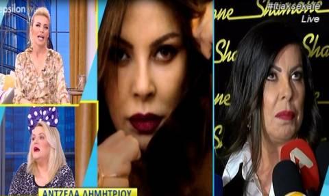 Ξέσπασε η Άντζελα Δημητρίου: Η φωτό στα social media και ο λόγος που την κατέβασε!