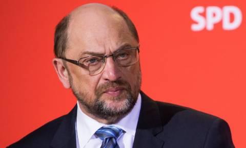 Γερμανία: Ο Σουλτς δεν θα γίνει τελικά υπουργός Εξωτερικών