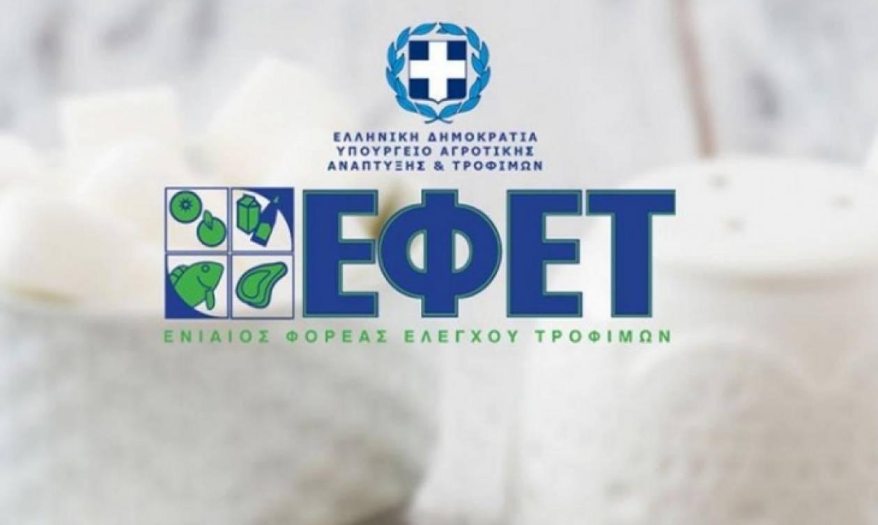 Ανάκληση μείγματος για τηγανίτες από τον ΕΦΕΤ