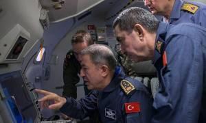 «Παραλήρημα» Τούρκου Επιτελάρχη: Έχουμε τη στρατιωτική ισχύ να ελέγξουμε το Αιγαίο