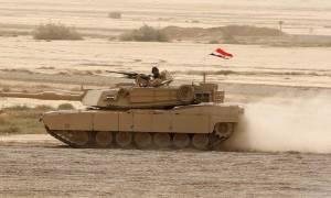 Ιράκ: Αμερικανικά άρματα μάχης στα χέρια φιλοϊρανών παραστρατιωτικών