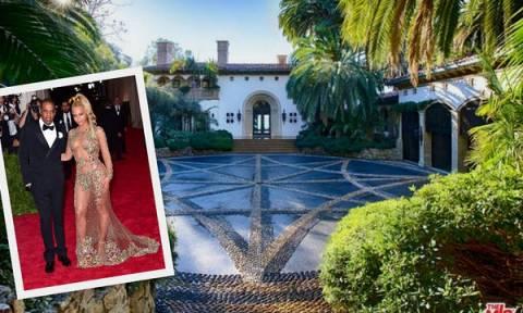 Θα πάθετε πλάκα: Αυτό είναι το νέο σπίτι της Beyonce και του Jay Z (pics)