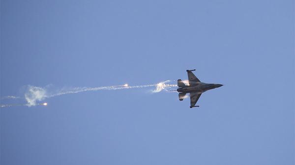 israeli f16 down
