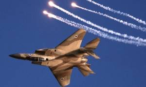 Κατάρριψη ισραηλινού F-16: Στρατιωτική βάση με drones κατά του ISIS βομβάρδισε το Ισραήλ