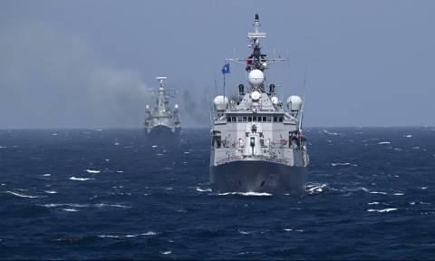 Συναγερμός στην Κύπρο: Τουρκικά πολεμικά πλοία σαμποτάρουν τις έρευνες για φυσικό αέριο