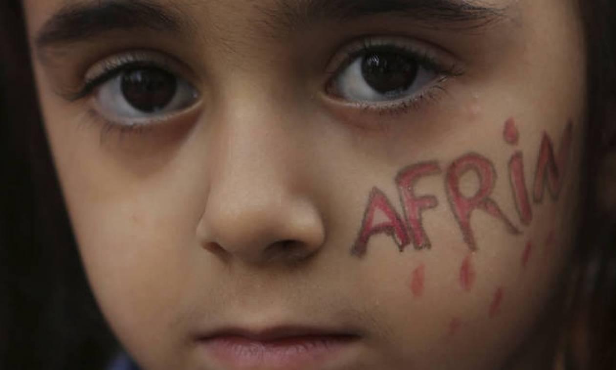 Νέο «λουτρό αίματος»: 230 άμαχοι νεκροί σε μία μόλις εβδομάδα στη Συρία