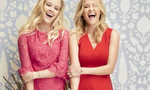 Reese Witherspoon: Η κούκλα κόρη της είναι το νέο ανερχόμενο μοντέλο που θα μας απασχολήσει (pics)
