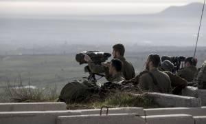 Στήριξη των ΗΠΑ στο Ισραήλ για τις αεροπορικές επιδρομές στη Συρία