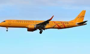 Αεροπορική τραγωδία στη Μόσχα – Η πορεία του αεροπλάνου που συνετρίβη (pic)