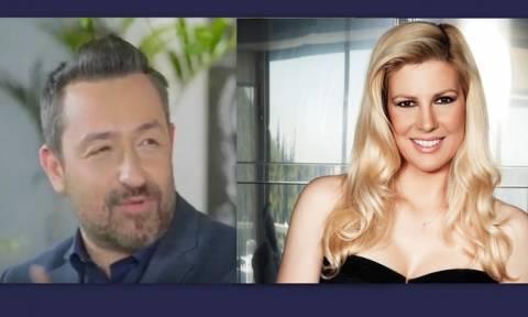 Γεωργαντάς: Το μήνυμα που έστειλε στη Θρασκιά μετά τον χαρακτηρισμό «ζωντοχήρα» on air