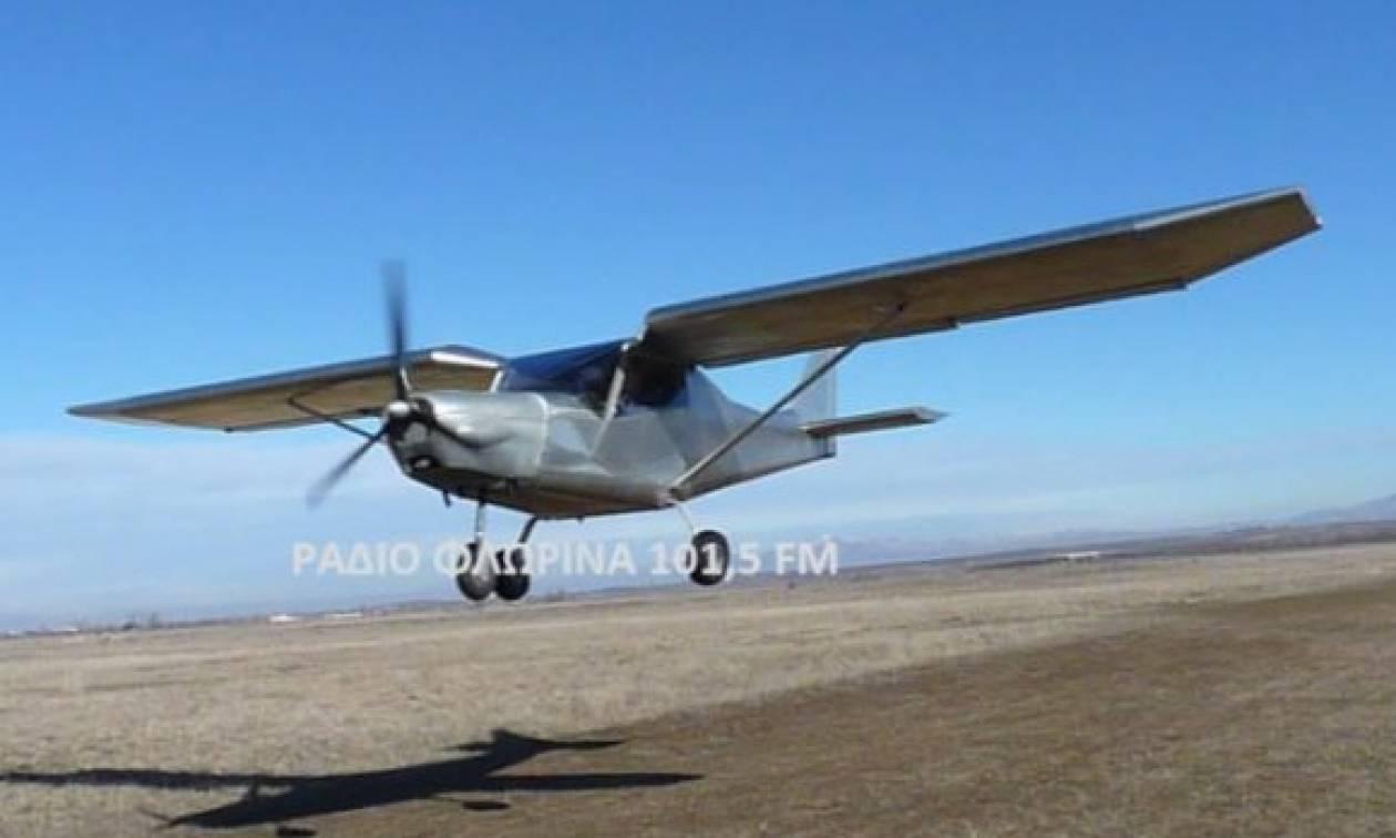 Αυτό το διθέσιο αεροπλάνο κατασκευάστηκε από ελληνικά χέρια! (pics)