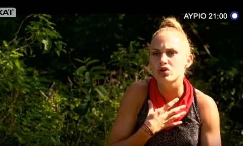 Survivor 2: Η ενόχληση και το ξέσπασμα της Κατερίνας Δαλάκα
