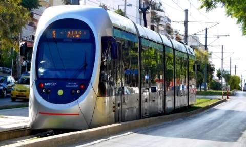 Διακοπή κυκλοφορίας στο τραμ - Δείτε πότε και πού δεν θα πραγματοποιηθούν δρομολόγια