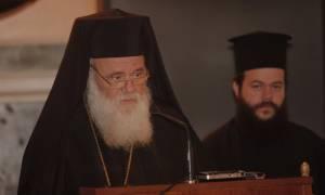 Αρχιεπίσκοπος Ιερώνυμος: Τα βιβλία των Θρησκευτικών πρέπει να φέρουν τη σφραγίδα της Εκκλησίας