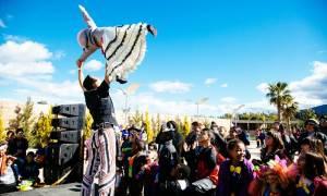 Ένα ξεχωριστό αποκριάτικο πάρτι για τα παιδιά από 10 ιδρύματα της Αττικής (pics)