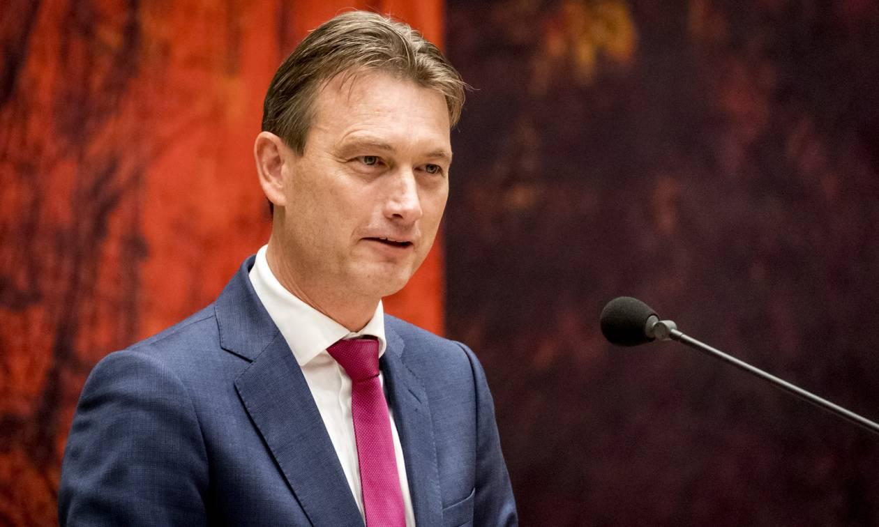 Σάλος: Ψέματα για τον Πούτιν παραδέχθηκε ότι είπε ο Ολλανδός υπουργός Εξωτερικών