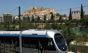 Αττική: Διακοπή δρομολογίων στο τραμ λόγω εργασιών στο δίκτυο