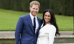Πρίγκιπας Harry-Meghan Markle: Η ώρα του γάμου τους μόλις ανακοινώθηκε