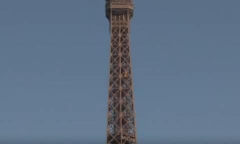 Ο Πύργος του Άιφελ κρύβει ένα μεγάλο μυστικό στην κορυφή του! Το γνωρίζετε; (video)