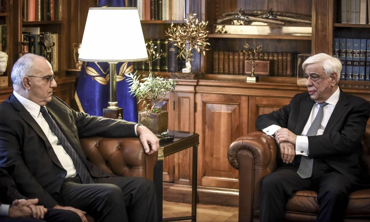 Προκόπης Παυλόπουλος: Οι τράπεζες θα συμβάλουν με τη θετική στάση τους στην αναδιάρθρωση του χρέους