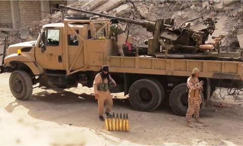 «Κουκουλώνουν» το σκάνδαλο με τον εξοπλισμό του ISIS από την MIT - Δείτε το βίντεο της ντροπής
