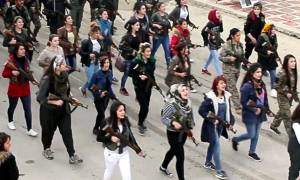 Αυτό που φοβόταν ο Ερντογάν: Κούρδοι και Σύροι συσπειρώνονται – Καθηλωμένος ο τουρκικός στρατός