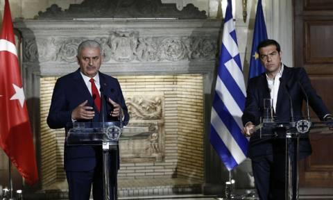 Ένταση στα Ίμια: Τι είπε ο Τσίπρας στον Γιλντιρίμ