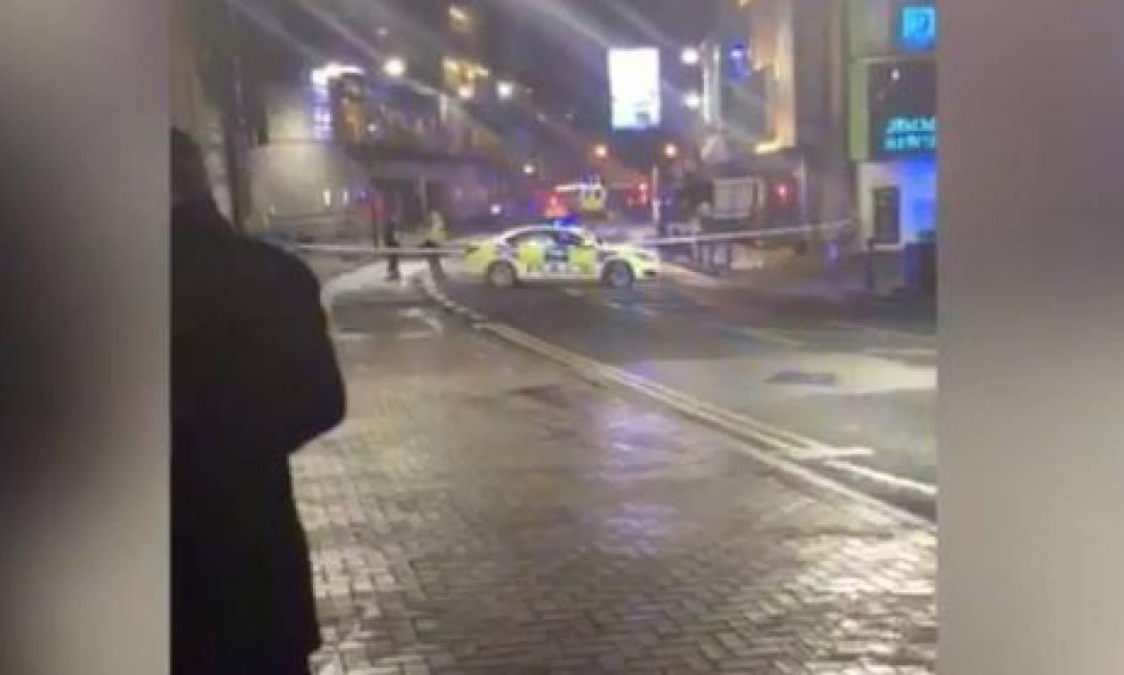 Συναγερμός στη Βρετανία: Εκρήξεις στο Μπέρμιγχαμ (vid)