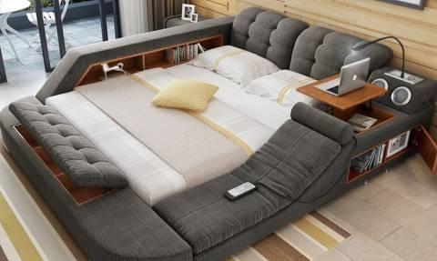 Σε αυτό το κρεβάτι θέλουμε να ξυπνάμε κάθε πρωί! (pics)