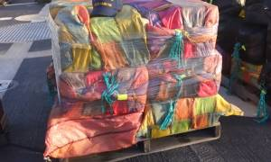 Άναυδοι οι αστυνομικοί: Οι σοκολάτες έκρυβαν… 1,5 τόνο κοκαΐνης