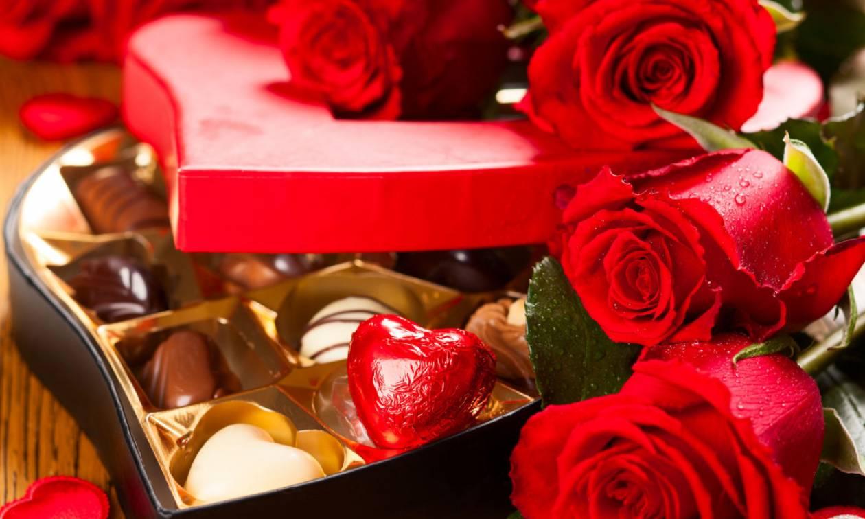 Άγιος Βαλεντίνος: Πόσο κοστίζει στον Έλληνα η γιορτή των ερωτευμένων
