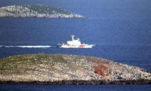 Ίμια – Βίντεο ντοκουμέντο: Τουρκικά πλοία αλωνίζουν γύρω από τις βραχονηδίδες
