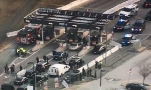 ΗΠΑ: Ένας τραυματίας από τους πυροβολισμούς στην έδρα της NSA στο Μέριλαντ (pics+vid)